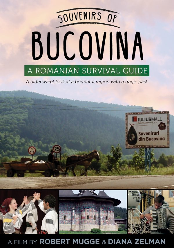 Souvenirs Of Bucovina: A Romanian Survival Guide-0