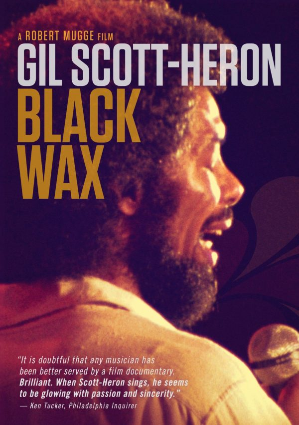 Gil Scott-Heron - Black Wax (DVD)-0