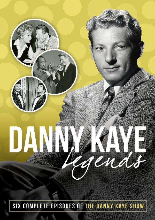 Danny Kaye - Legends (2 discs)-0