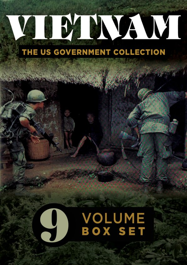 Vietnam: The US Government Collection (4 discs)-0