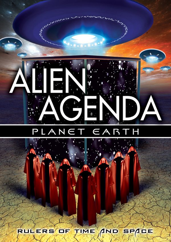 Alien Agenda Planet Earth: Rulers Of Time And Space-0