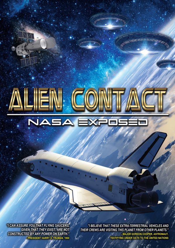 Alien Contact: NASA Exposed-0