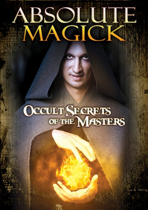 Absolute Magick: Occult Secrets Of The Masters-0
