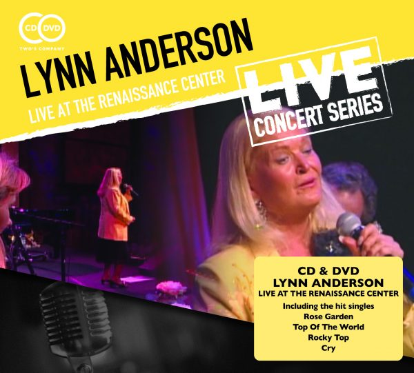 Lynn Anderson - Live at the Renaissance Center (2 discs)-0