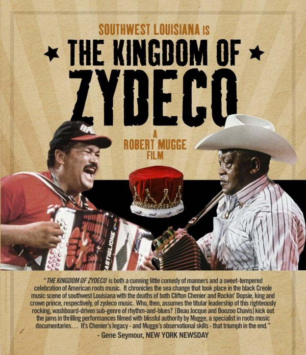 The Kingdom Of Zydeco (Blu-Ray)-0