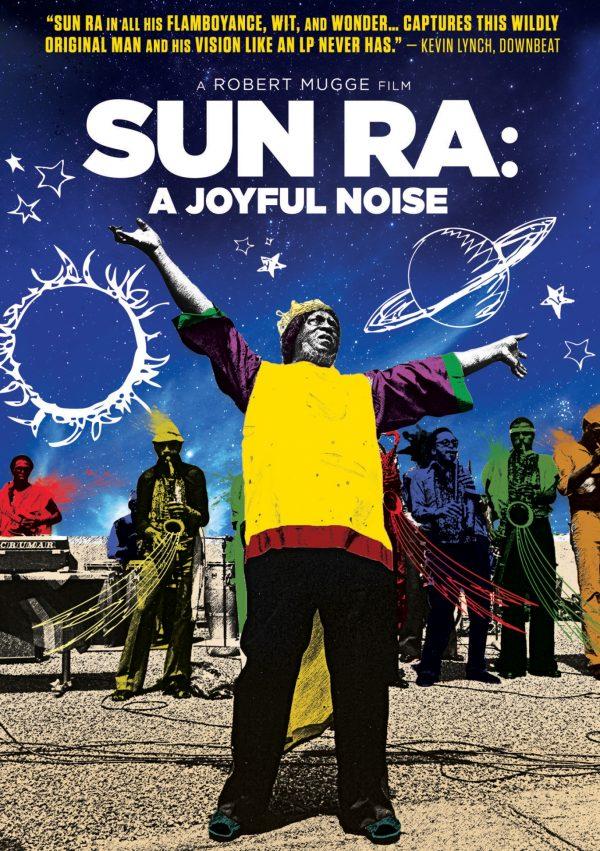 Sun Ra - A Joyful Noise (DVD)-0