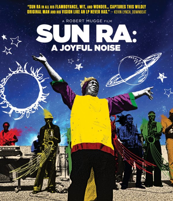 Sun Ra - A Joyful Noise (Blu-Ray)-0