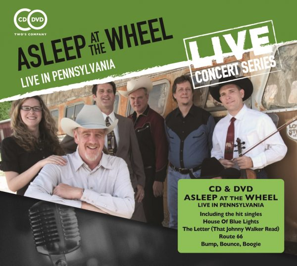 Asleep at the Wheel - Live in Pennsylvania (2 discs)-0