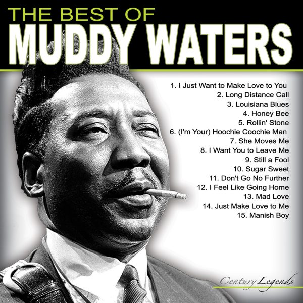 The Best Of Muddy Waters-0