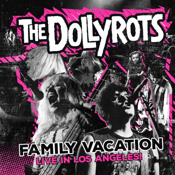 The Dollyrots - Family Vacation: Live In Los Angeles (CD+DVD)-0