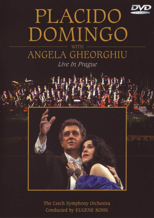 Placido Domingo - Live in Prague-0