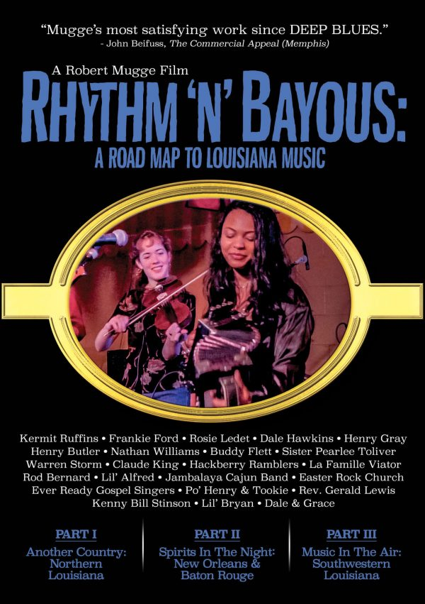 Rhythm 'N' Bayous: A Road Map To Louisiana Music-0