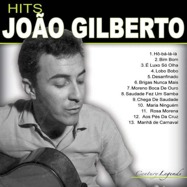 Joao Gilberto - Hits-0