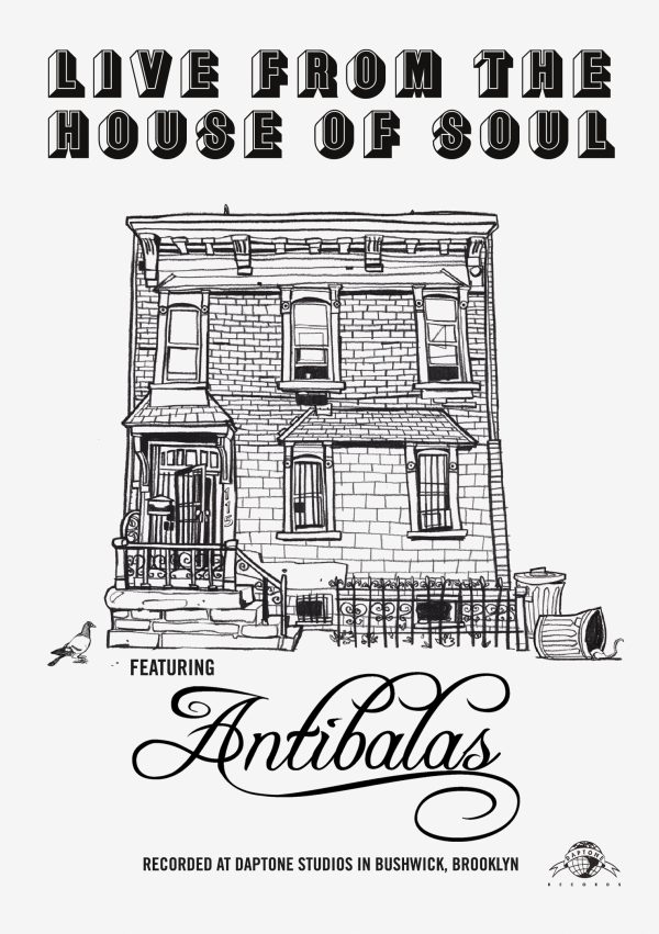 Antibalas - Live From The House Of Soul-0