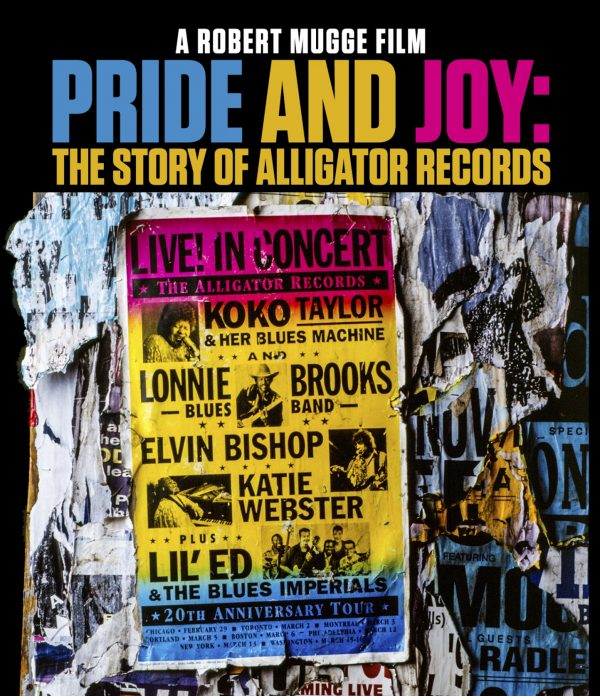 Pride And Joy: The Story Of Alligator Records (Blu-Ray)-0