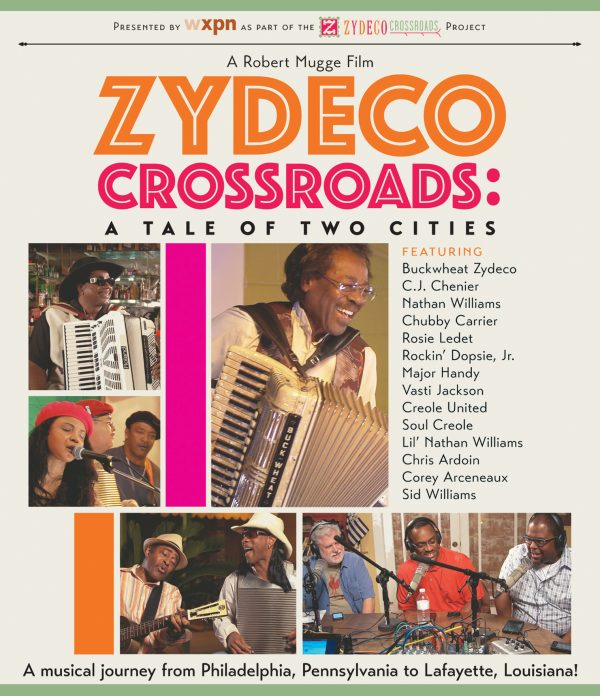 Zydeco Crossroads: A Tale Of Two Cities (Blu-Ray)-0