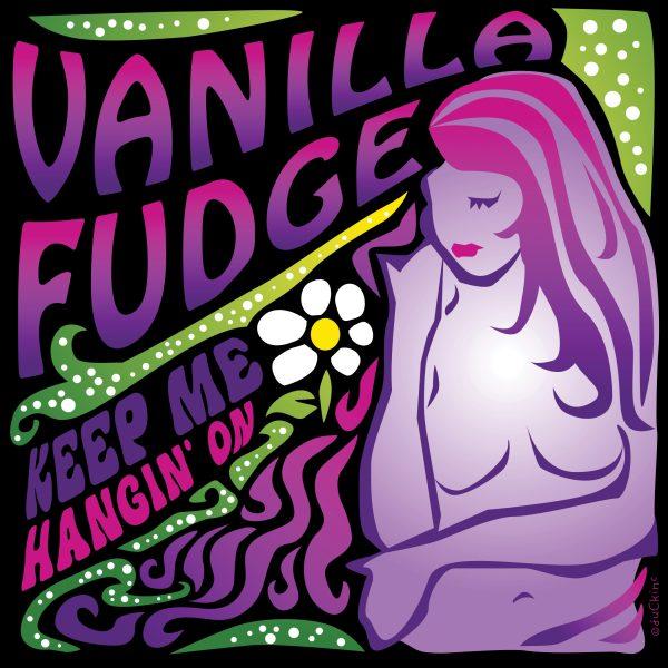 "Vanilla Fudge - Keep Me Hangin' On (7"" vinyl)-0"