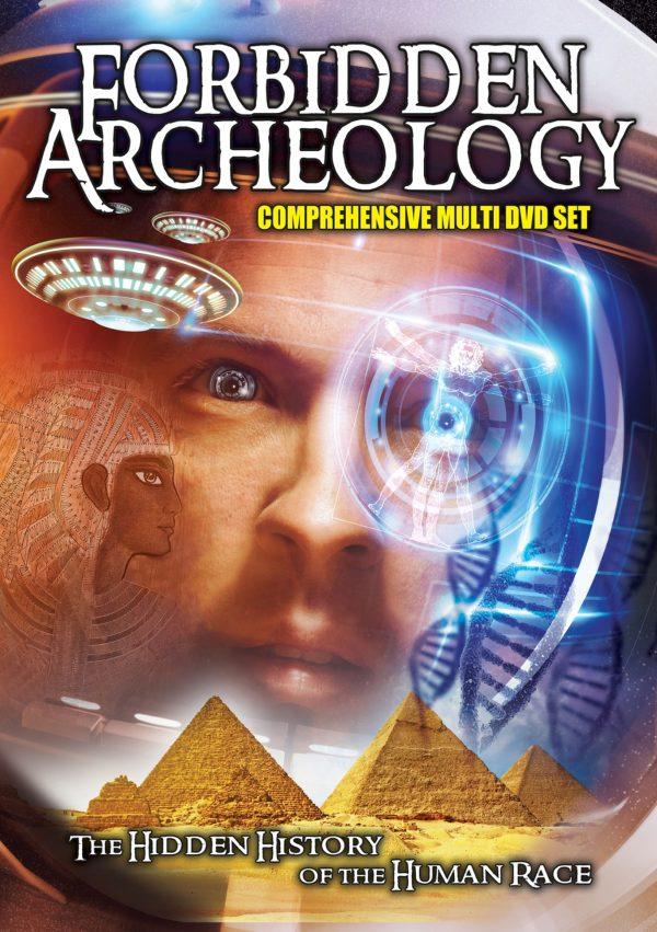 Forbidden Archeology: The Hidden History Of The Human Race (2 discs)-0