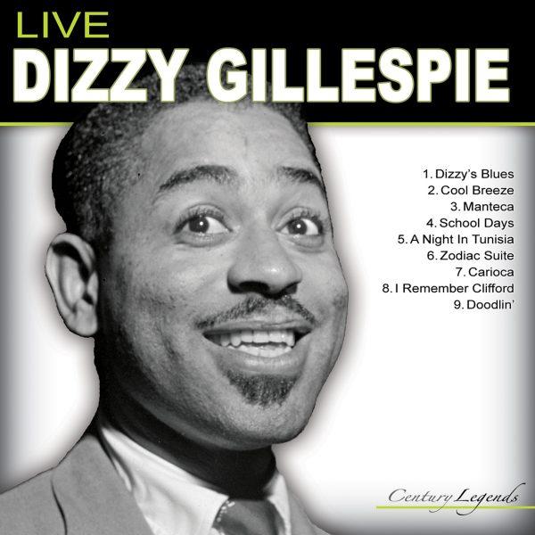 Dizzy Gillespie - Live-0