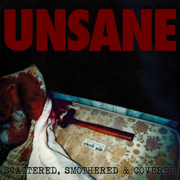 Unsane - Scattered, Smothered & Covered (CD)-0