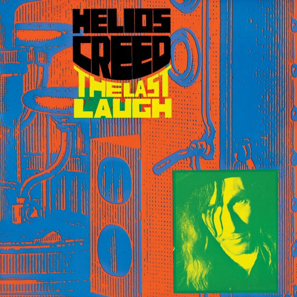 Helios Creed - The Last Laugh (CD)-0