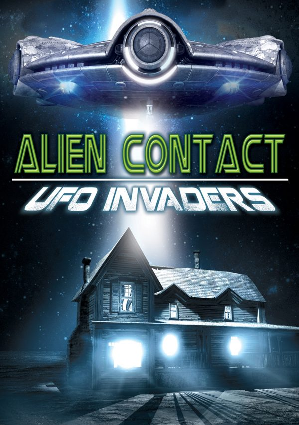 Alien Contact: UFO Invaders-0