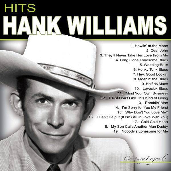 Hank Williams - Hits-0