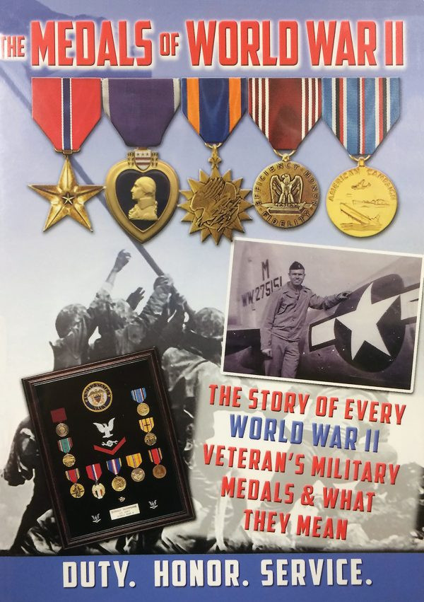 The Medals Of World War II-0