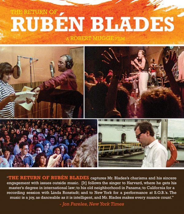 The Return Of Ruben Blades (Blu-Ray)-0