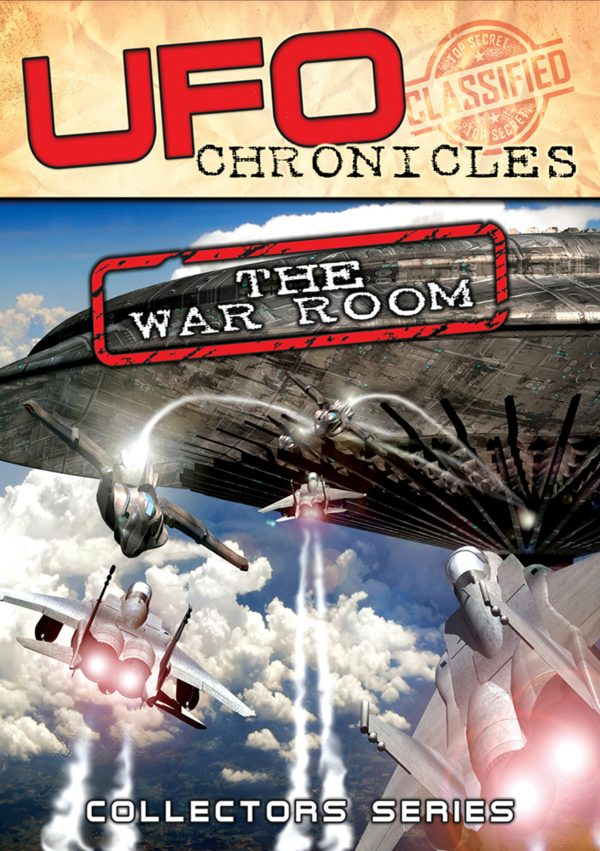 UFO Chronicles: The War Room-0