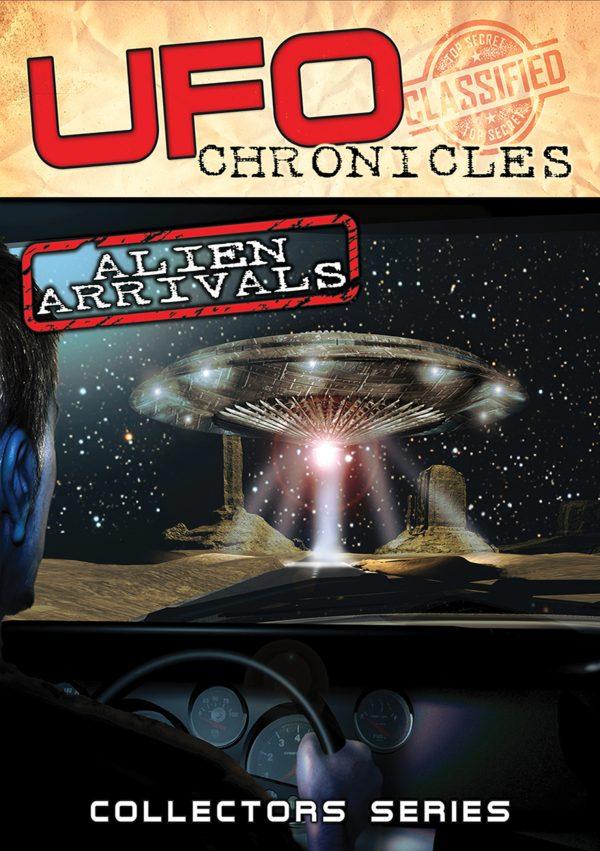 UFO Chronicles: Alien Arrivals-0