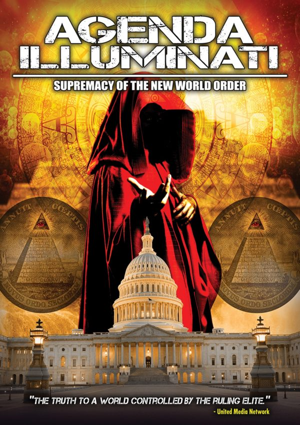 Agenda Illuminati: Supremacy Of The New World Order-0