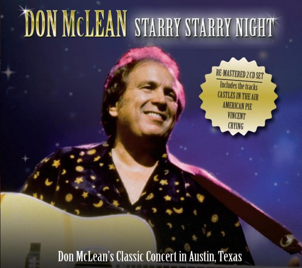 Don McLean - Starry Starry Night (2 CD)-0