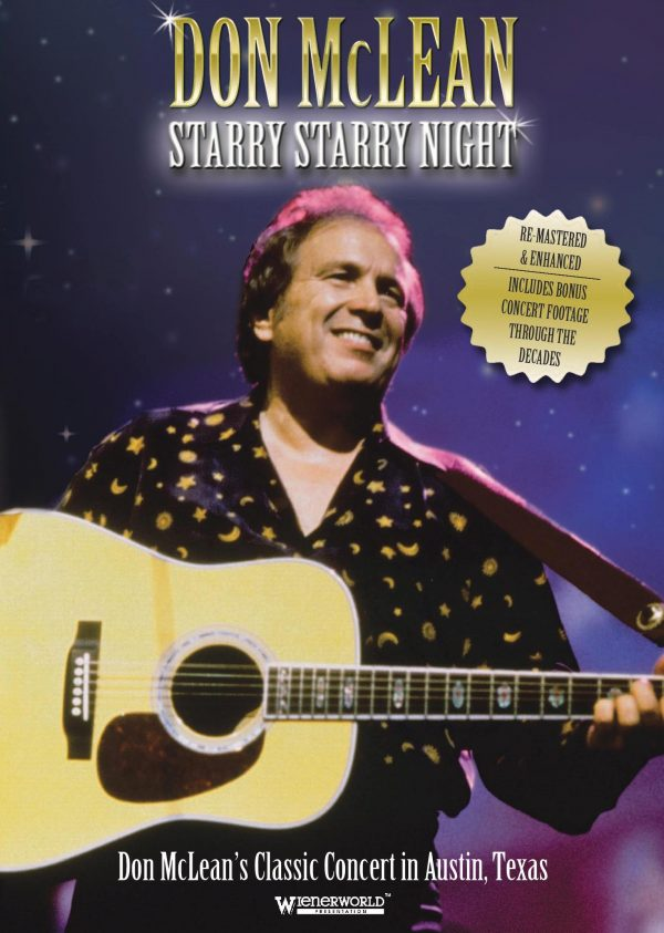 Don McLean - Starry Starry Night (DVD)-0