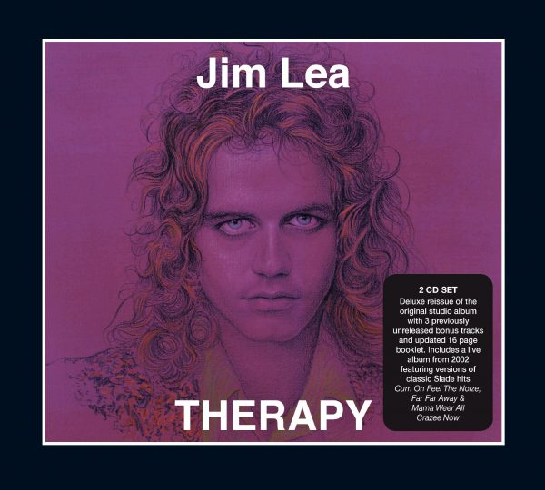 Jim Lea - Therapy (2CD)-1767