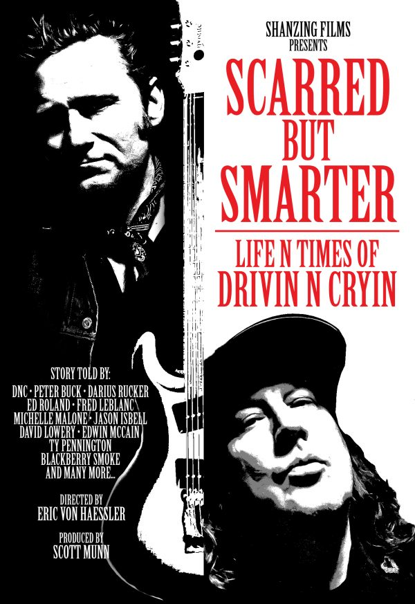 Scarred But Smarter: Life N Times Of Drivin' N' Cryin'-0