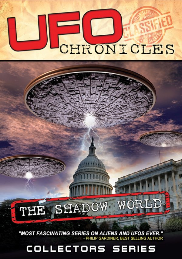 UFO Chronicles: The Shadow World-0