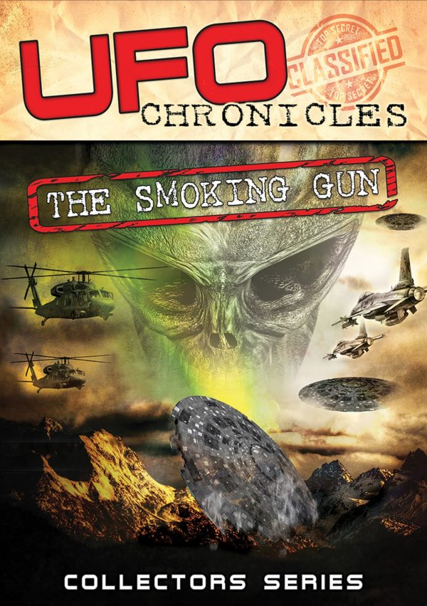 UFO Chronicles: The Smoking Gun-0