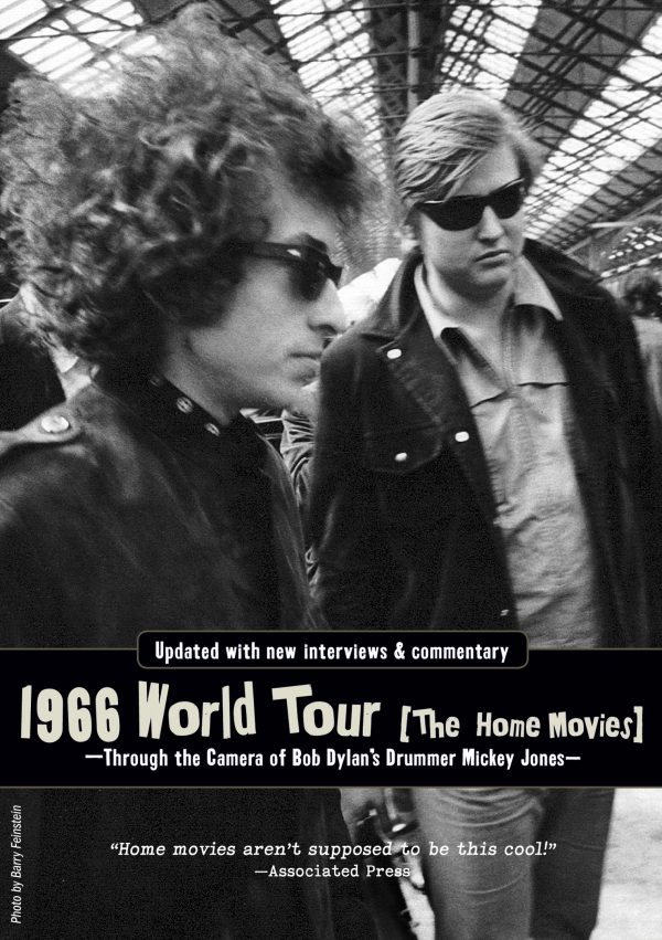 Bob Dylan - 1966 World Tour: The Home Movies-0