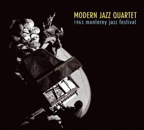 Modern Jazz Quartet - 1963 Monterey Jazz Festival-0