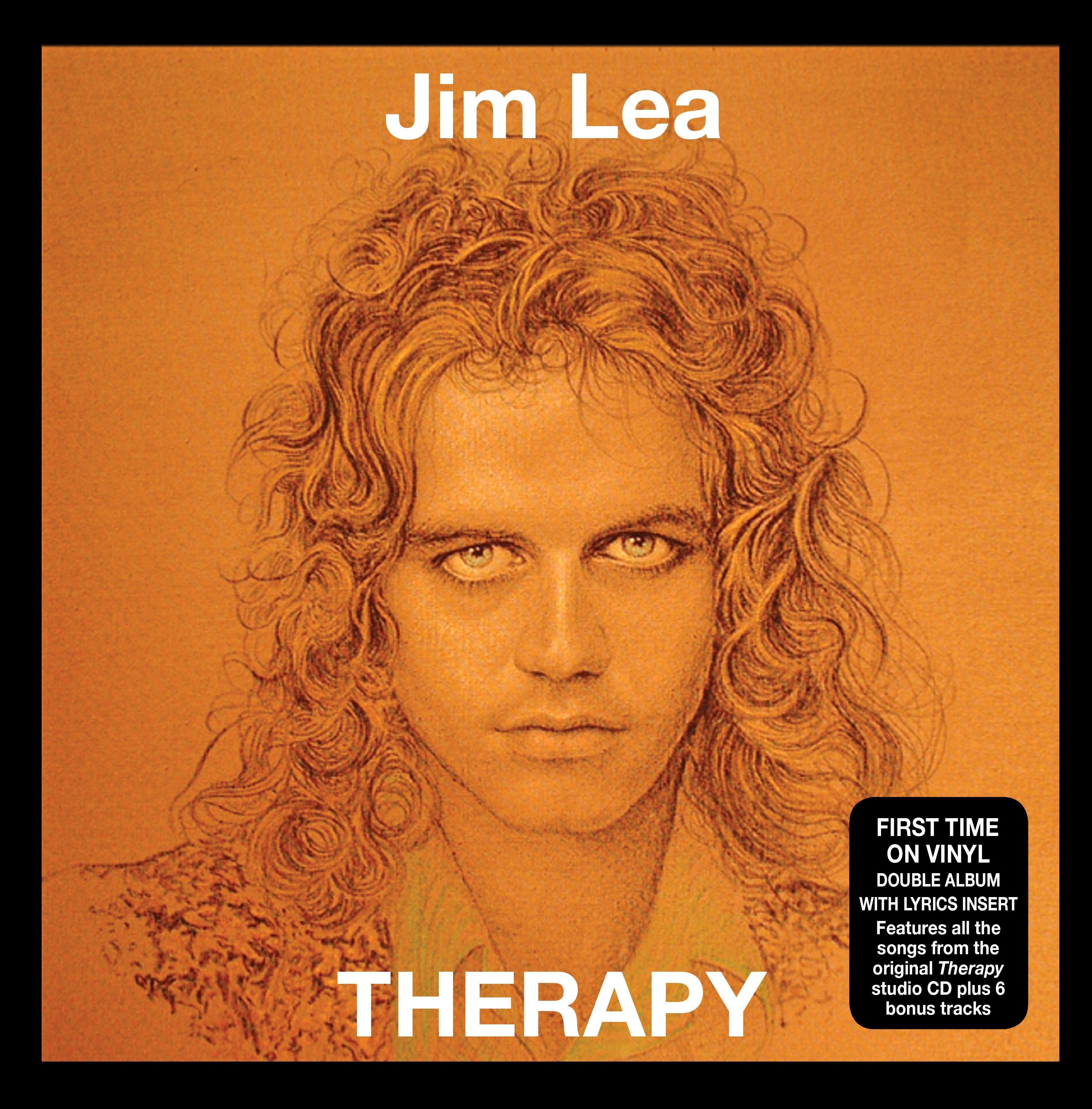 Jim Lea - Therapy (2LP)-1812