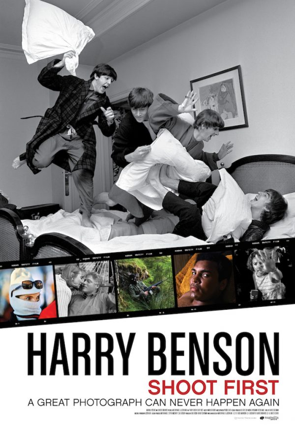 Harry Benson - Shoot First-0