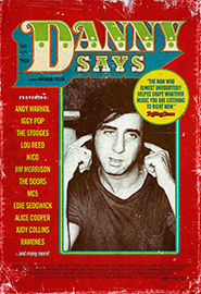 Danny Says - The Life & Times Of Danny Fields -0