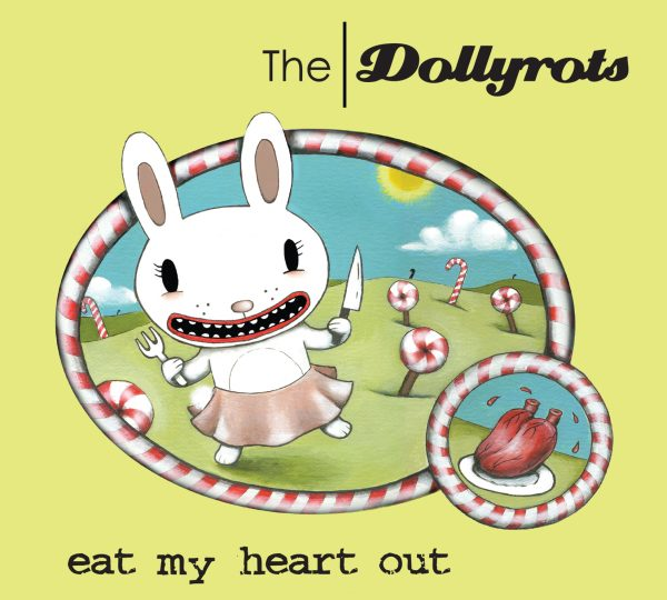 The Dollyrots - Eat My Heart Out-0