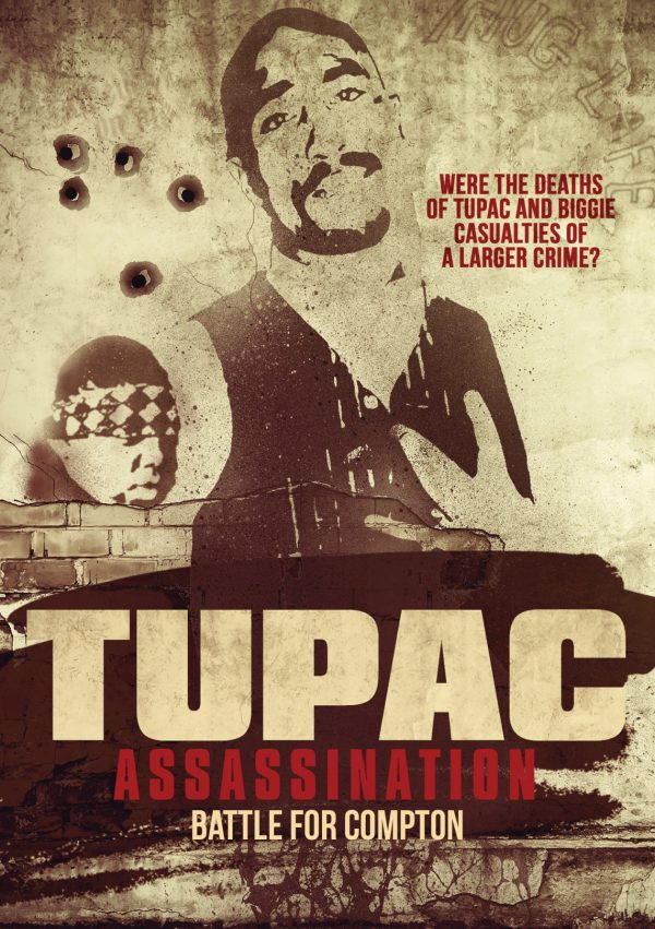 2 Pac - Assassination: Battle For Compton (DVD)-0