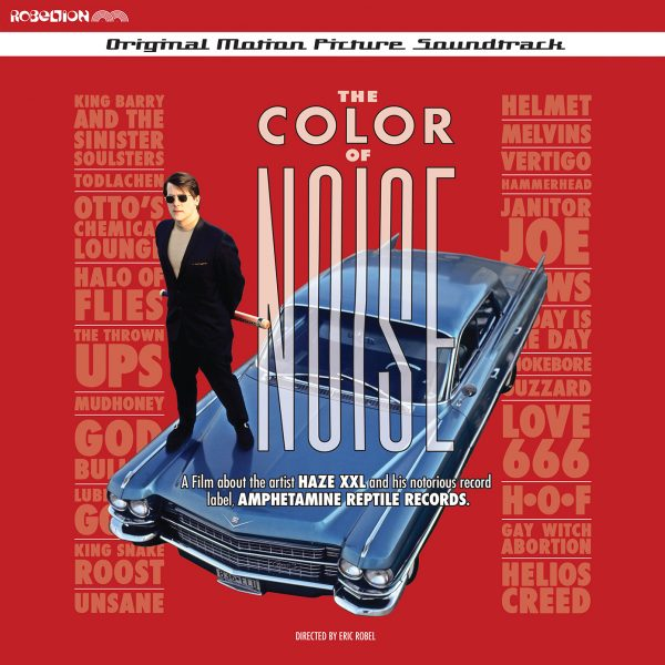 The Color Of Noise: Original Motion Picture Soundtrack (2LP)-0