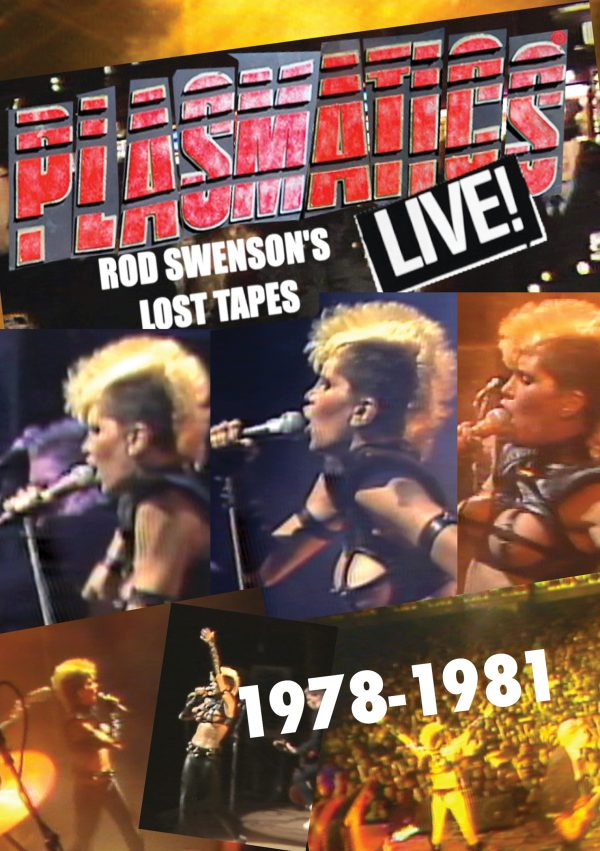 Plasmatics - Live! Rod Swenson's Lost Tapes 1978-81-0