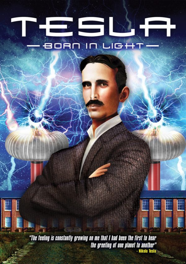 Tesla: Born In Light-0