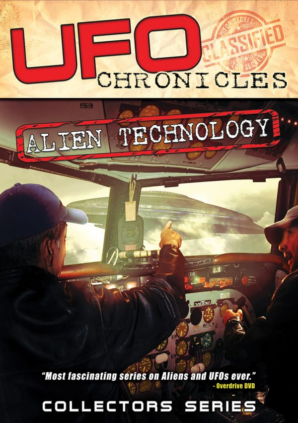 UFO Chronicles: Alien Technology-0