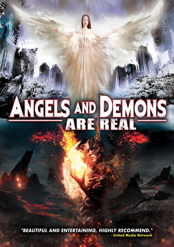 Angels And Demons Are Real-0